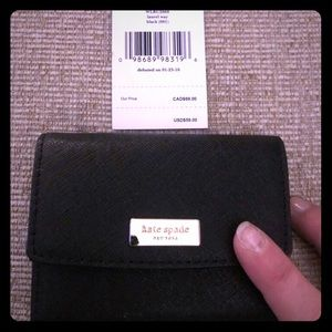 100% AUTHENTIC Kate Spade Wallet with tag